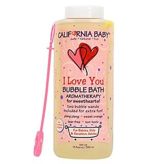 California Baby I Love You Bubble Bath