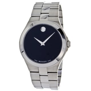 Movado Men's Classic Steel Watch