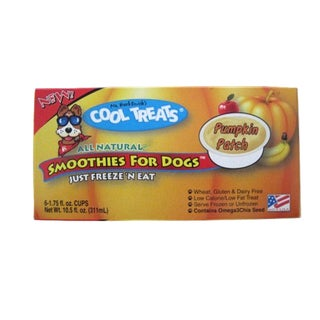 Cool Treats Pumpkin Patch Smoothie (6 Pack)