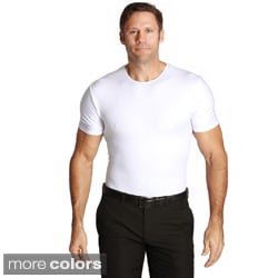 Insta Slim Compression Crew Neck Shirts (Pack of 3)