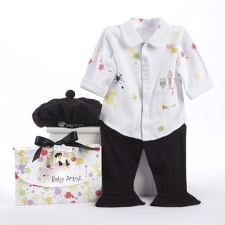 Baby Aspen Big Dreamzzz 3-piece Layette Set in Baby Artist