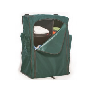 Disc-O-Bed Cam O Bunk Green Camping Cabinet