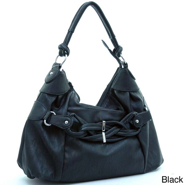 Dasein Fashion Hobo Bag