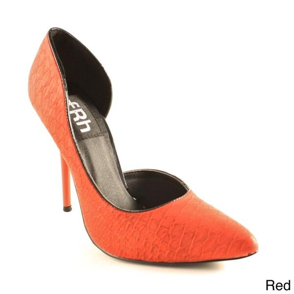 Fahrenheit Women's 'Zara-05' Stiletto