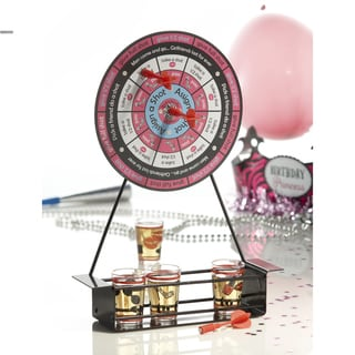 Game Night Working Girls Drinking Magnetic Darts Game