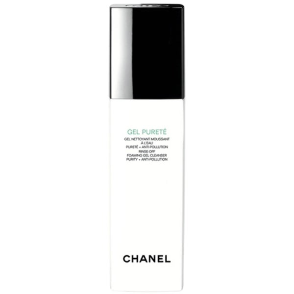 Chanel Gel Purete Rinse Off Foaming Purity + Anti Pollution Cleanser