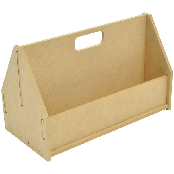 "Beyond The Page MDF Tool Box-11.25""X7""X5.5"" (285x175x140mm)"