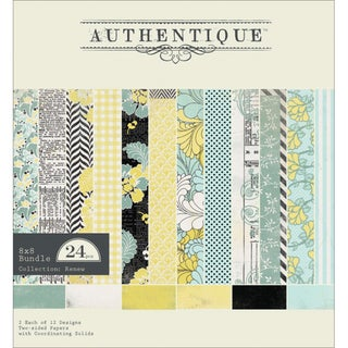 Renew Bundle Cardstock Pack 8
