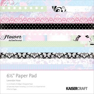 Lavender Haze Paper Pad 6.5