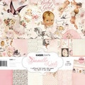 Bundle Of Joy Paper Pack 12&quot;X12&quot;-Girl