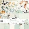 "Bundle Of Joy Paper Pack 12""X12""-Boy"