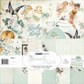 Bundle Of Joy Paper Pack 12&quot;X12&quot;-Boy