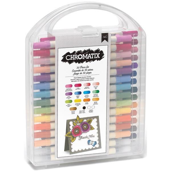 Chromatix Marker Set - 30 Colors-