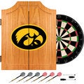 Officially Licensed NCAA Collegiate Dart Cabinet Set