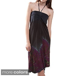 Mumdee Tie/Dye Summer Dress (Nepal)