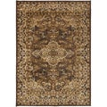 Bartram Traditional Green Oriental Rug (2'2 x 3')