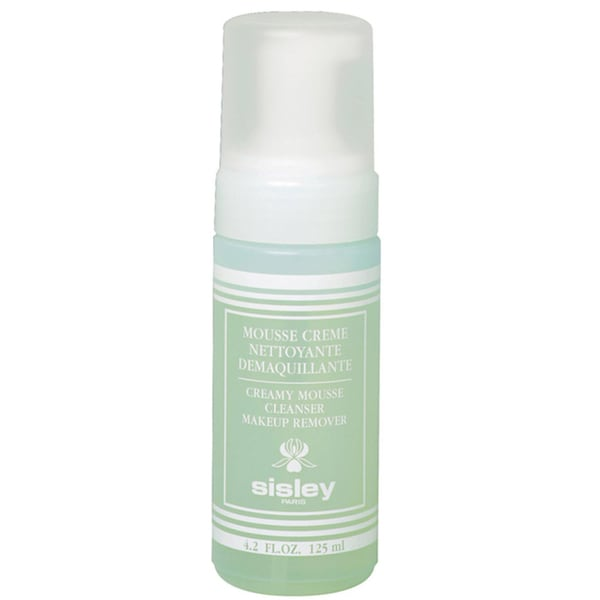 Sisley Creamy Mousse Cleanser and Makeup Remover