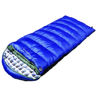 Alpinizmo by High Peak USA Kodiak Jr. 0 Sleeping Bag