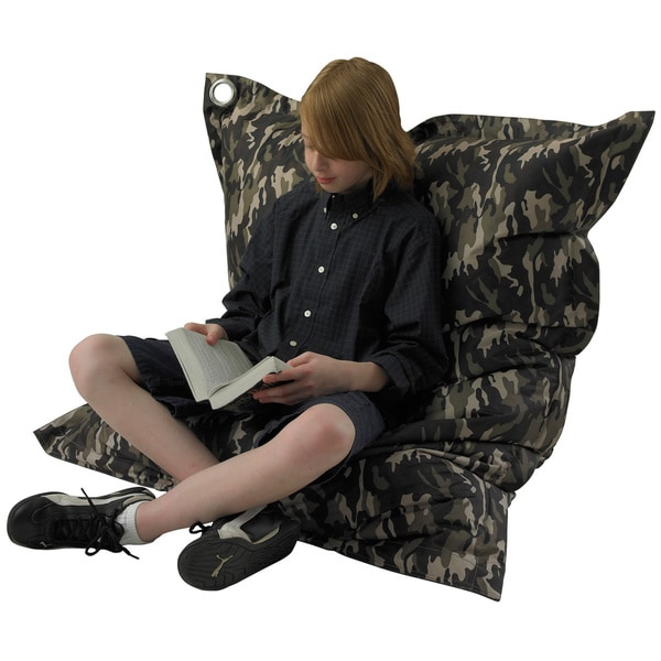 Powell Camo Anywhere Lounger