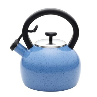 Paula Deen Blueberry Whistling 2-quart Tea Kettle