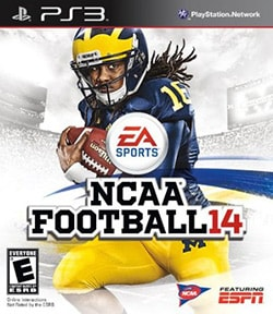 PS3 - NCAA Football 14