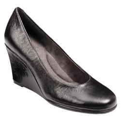 Women's Aerosoles Plum Tree Black Leather