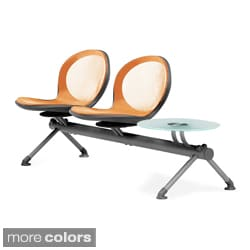 OFM NET Series 3-piece Beam Seat and Table Unit