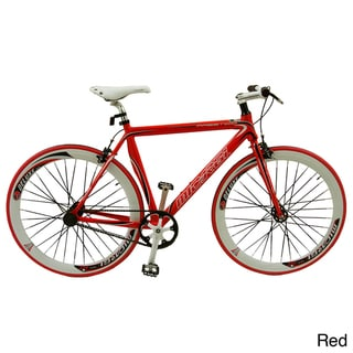 Micargi Prestigio Hi-ten Steel Frame Freewheel and Fixed Gear Bicycle