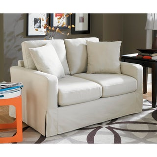 SOFAB Lily Fabric Loveseat