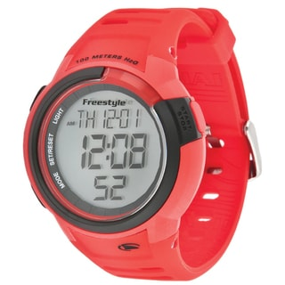 Freestyle Men's 'Mariner' Red/ Black Digital Watch