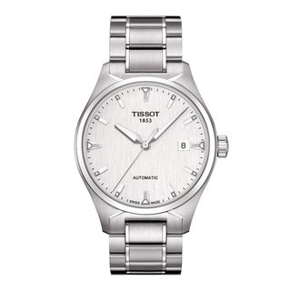 Tissot Men's 'T-Tempo' Stainless Steel Automatic Classic Watch