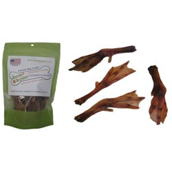 Duck Feet Dog Treats