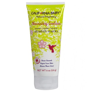 California Baby Natural Pregnancy Nourishing Emulsion