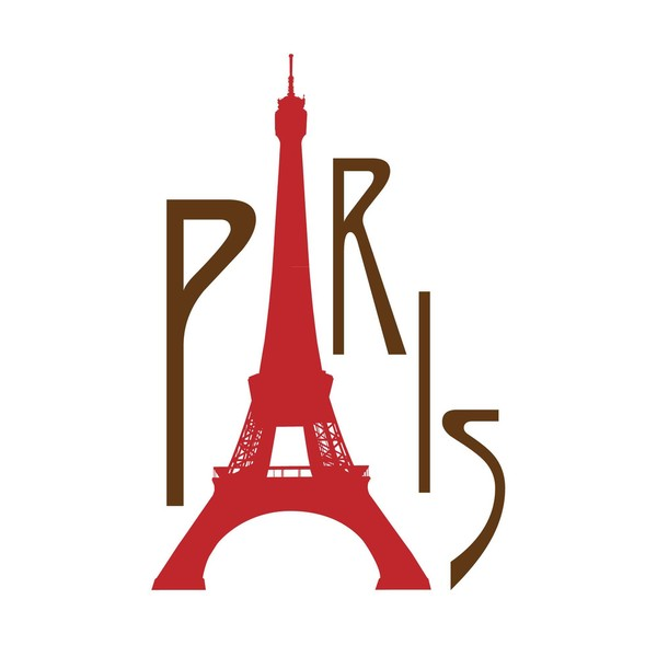 Paris Tower Art Print