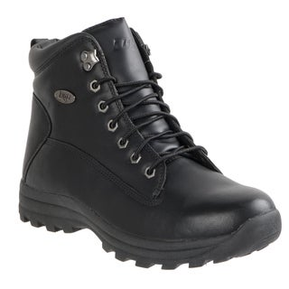 Lugz Men's 'Basecamp' Lace-Up Leather Boots