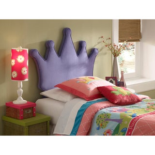 Powell Princess Crown Twin-size Headboard