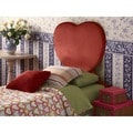 Heart-shaped Twin Size Headboard