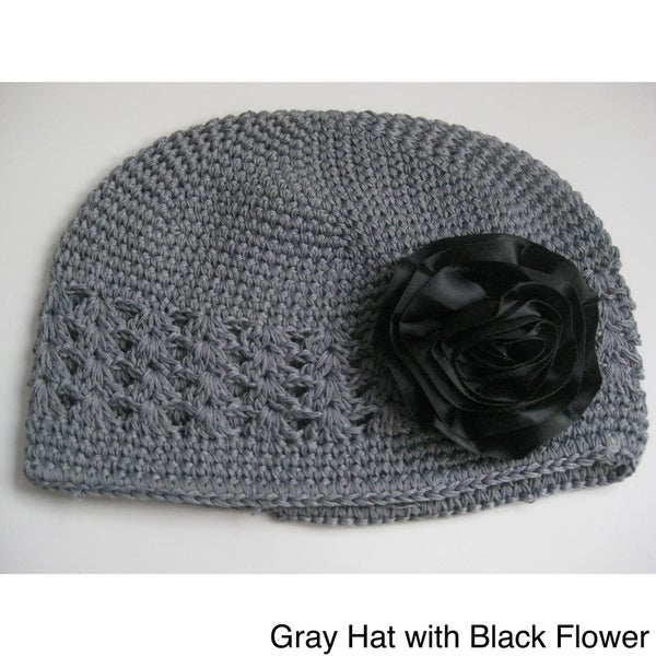 Bobitty Boo Regan Kufi Crochet Hat
