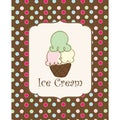 Sweet! Ice Cream! Art Print