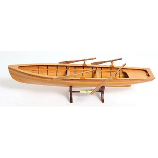 Old Modern Handicrafts Boston Whitehall Tender Model Boat 10652121