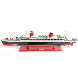 Old Modern Handicrafts SS United States Model Boat