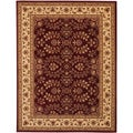 Anatolia Antique Herati/ Red Cream Area Rug (8'2 x 11'5)