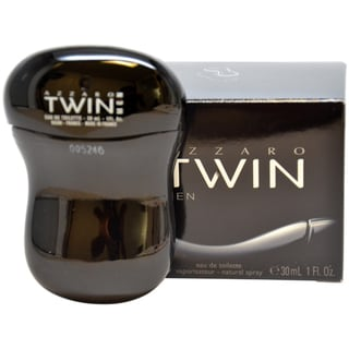 Azzaro Twin Men's 1-ounce Eau de Toilette Spray