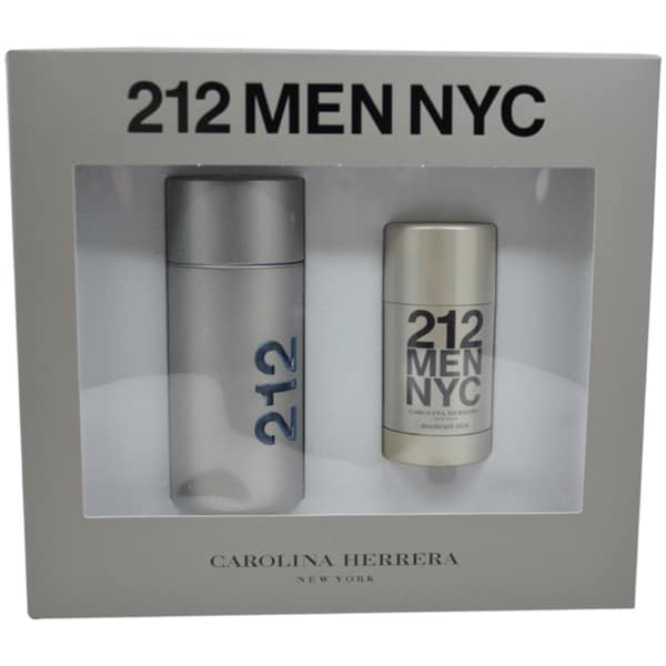 Carolina Herrera 212 2-piece Gift Set