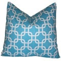 Taylor Marie 'Girly Girls' Chain Link Pillow Cover