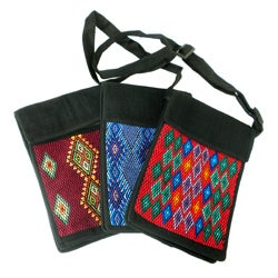Woven Backstrap Chichi Passport Bag (Guatemala)