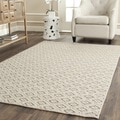 Diamonds Taupe Sisal Wool Rug (2' x 8')