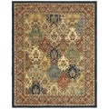 Safavieh Handmade Heritage Heirloom Multicolor Wool Rug  (8' x 10')