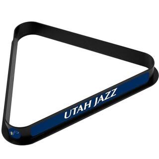 Utah Jazz NBA Billiard Ball Rack