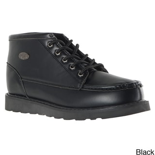 Lugz Men's 'Entity' Perma Hide Leather Lace-up Ankle Boots